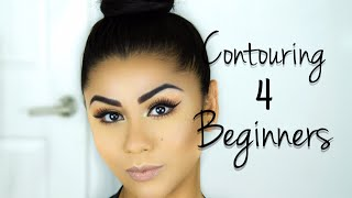 How To Contour / For Beginners!