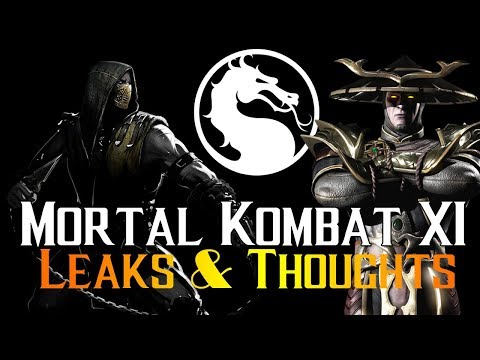 Mortal Kombat XI - Leaks, Characters, Adventure Mode, & More thumbnail