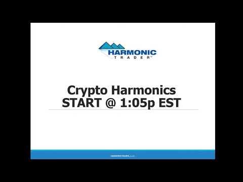 Harmonic  Patterns Live Stream - OPEN SESSION: Crypto-Harmonics