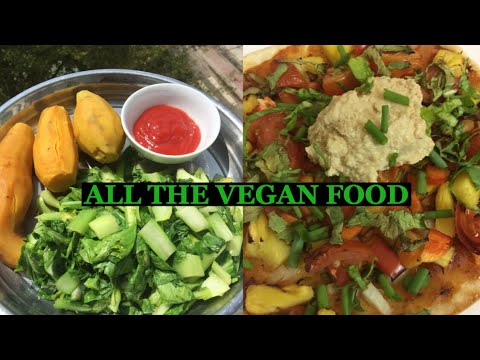 What I eat and do in a day as a Vegan travelling through Vung Tau Vietnam