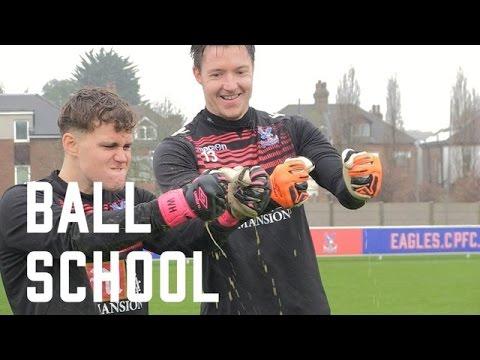 Ball School | Goalkeeping | Wayne Hennessey