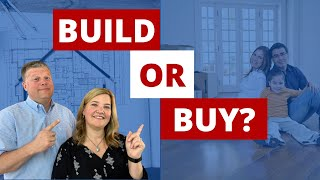 Build vs Buy | Is it Cheaper to Build or Buy a House