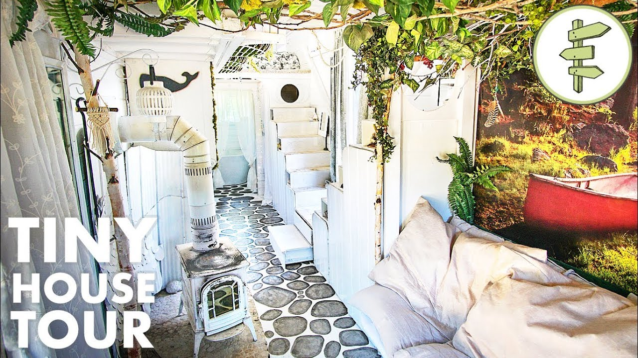Diy Tiny House With The Most Incredible Interior Design