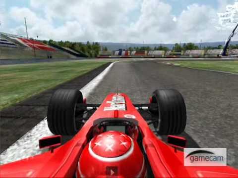 Silver Blade's Hot Lap Nurburgring F1 Challenge 99'- 02' (Ferrari - 1:27:957)