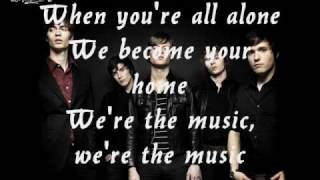 Dance With Somebody - Mando Diao + Lyrics + HQ