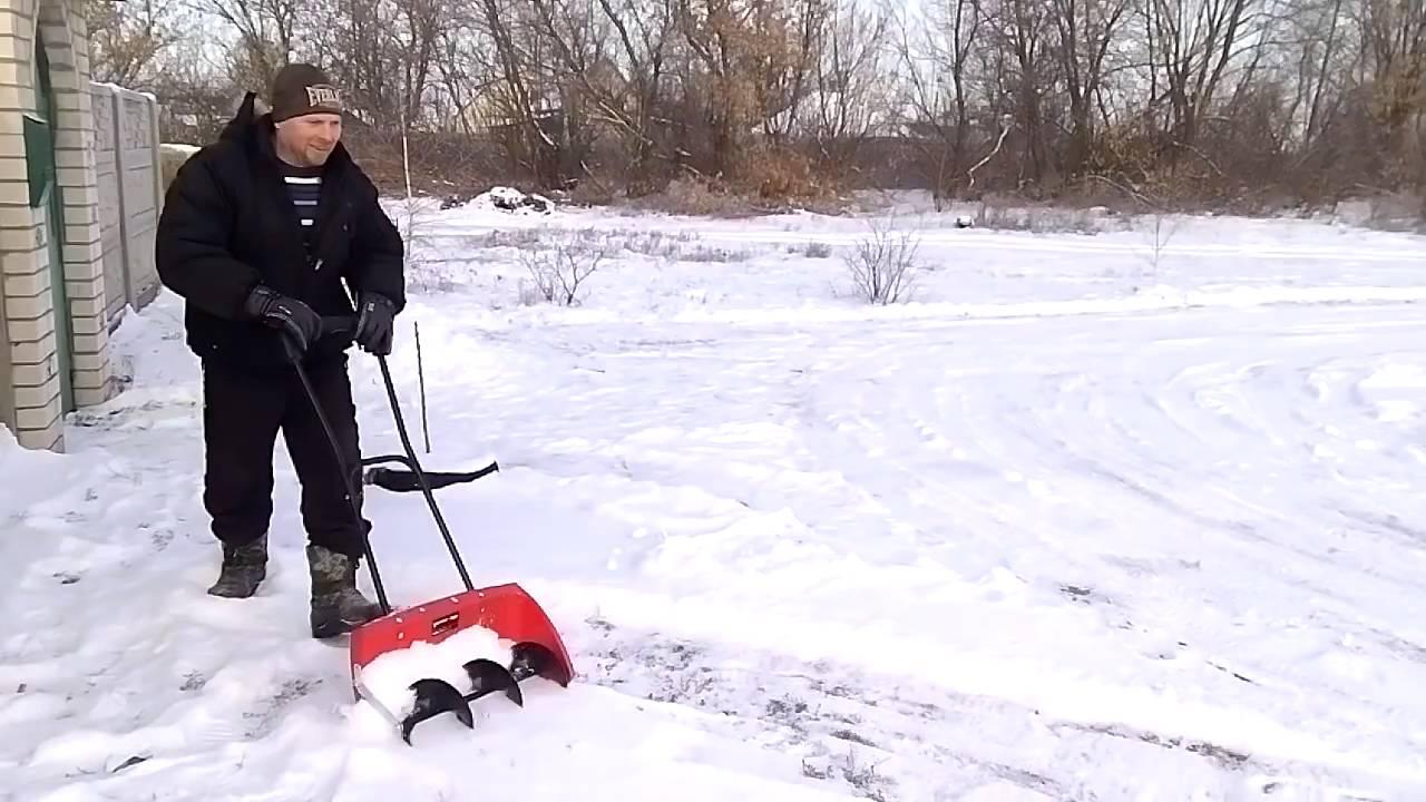 Большая лопата для уборки снега своими руками фото 38