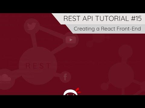 REST API Tutorial (Node, Express & Mongo) #15 - Creating a Front-end