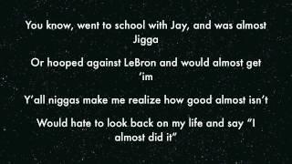 Big Sean What Goes Around With Lyrics