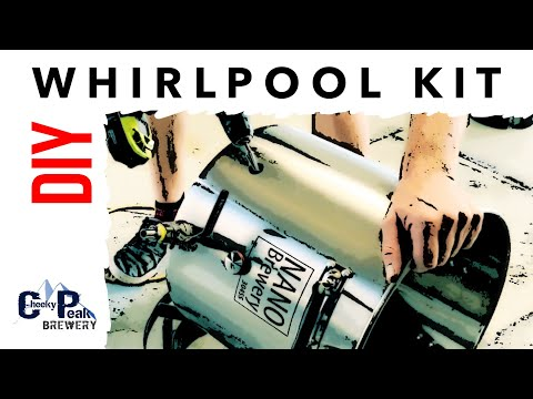How To Build Your Own DIY Whirlpool Kit For Your Homebrew Brew System Setup