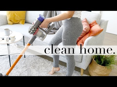 Organizing & Cleaning My Home | Tips For Keeping A Clean Home