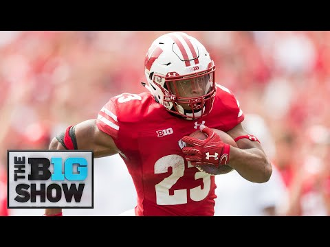 Wisconsin Badgers Blog (58608) - Wisconsin Badgers RB Jonathan Taylor excited for Pinstripe Bowl
