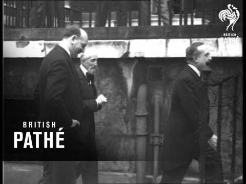 Ramsay Macdonald With Tardieu (1930-1939)