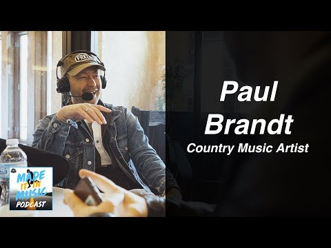 Paul Brandt: How to Partner with Brands to Fund Your Music Addiction