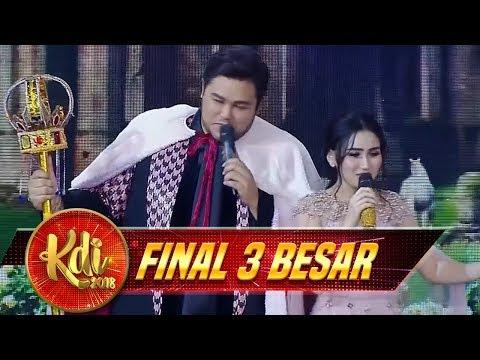 Saat Delima Pergi, Igun dan Ayu Malah Senang Karena Bisa Bulan Madu - Final 3 Besar KDI (25/9)