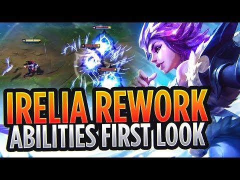 Wickd's opinion on Irelia's reworked abilities