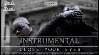 Naj Prod - Close your eyes de Maître Gims feat Jr O