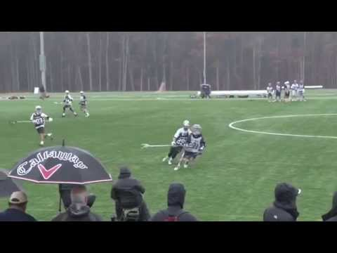 Tyler Bass 2017 Goalie - Fall Highlights