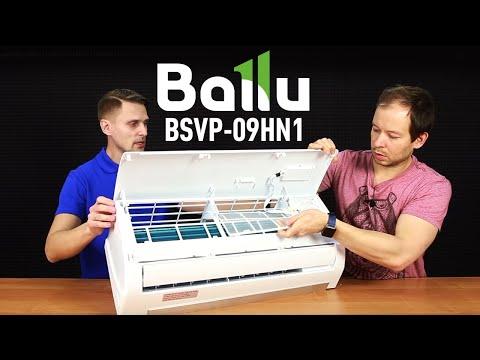Обзор кондиционера Ballu Vision PRO BSVP-09HN1