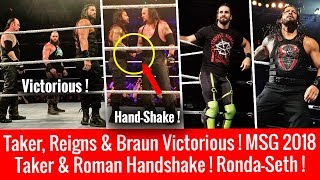 Topics Covered In Video- 1)WWE Madison Square Garden 7 July 2018 Hi...
