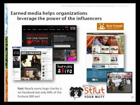 Webinar: Why Earned Media Overpowers Social Media in Student Recruitment