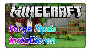 Minecraft Forge Mods installieren [1.8] [Not Enough Items] [German] [30FPS] [FullHD]