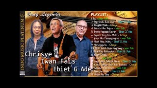 [3in1] Iwan Fals, Ebiet G. Ade & Chrisye - Terbaik Dari Sang Legenda - HQ Audio MP3