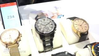 CES Unveiled 2017 - Fossil Group's Hybrid Smartwatches