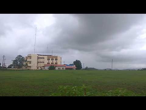 Weather @ NIT GOA [time lapse]