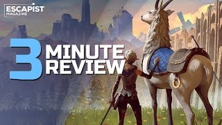 Decay of Logos | Review in 3 Minutes (Video Game Video Review)