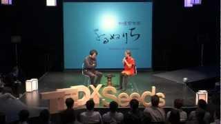 こころ | Hiroshi Ishiguro & Yuko Jackson [石黒 浩, ユーコ スミダ ジャクソン] | TEDxSeeds 2012