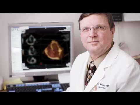4D Cardiac Echo