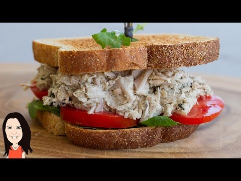 Mock Tuna Salad – Tasty Vegan Recipe