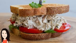 Mock Tuna Salad - Tasty Vegan Recipe