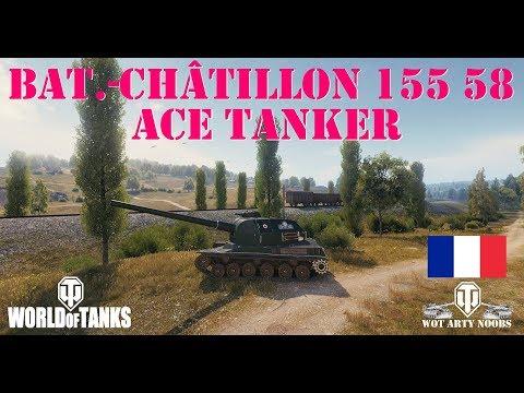 Bat.-Châtillon 155 58 - Ace Tanker