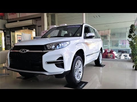 2020 Chery Tiggo3 Walkaround- China Auto Show(2020款奇瑞瑞虎3,外观与内饰实拍)