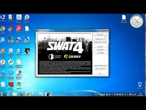 How To Download S.W.A.T 4