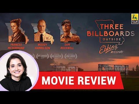 Anupama Chopra's Movie Review of Three Billboards Outside Ebbing, Missouri | Film Companion