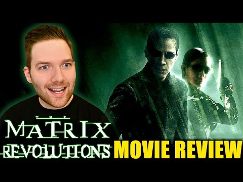 The Matrix Revolutions - Movie Review