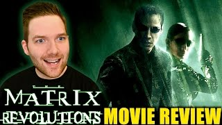 The Matrix Revolutions - Movie Review