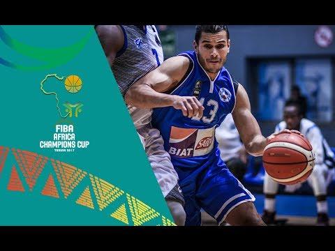 ASB Mazembe v U.S Monastir - Full Game - FIBA Africa Champions Cup 2017
