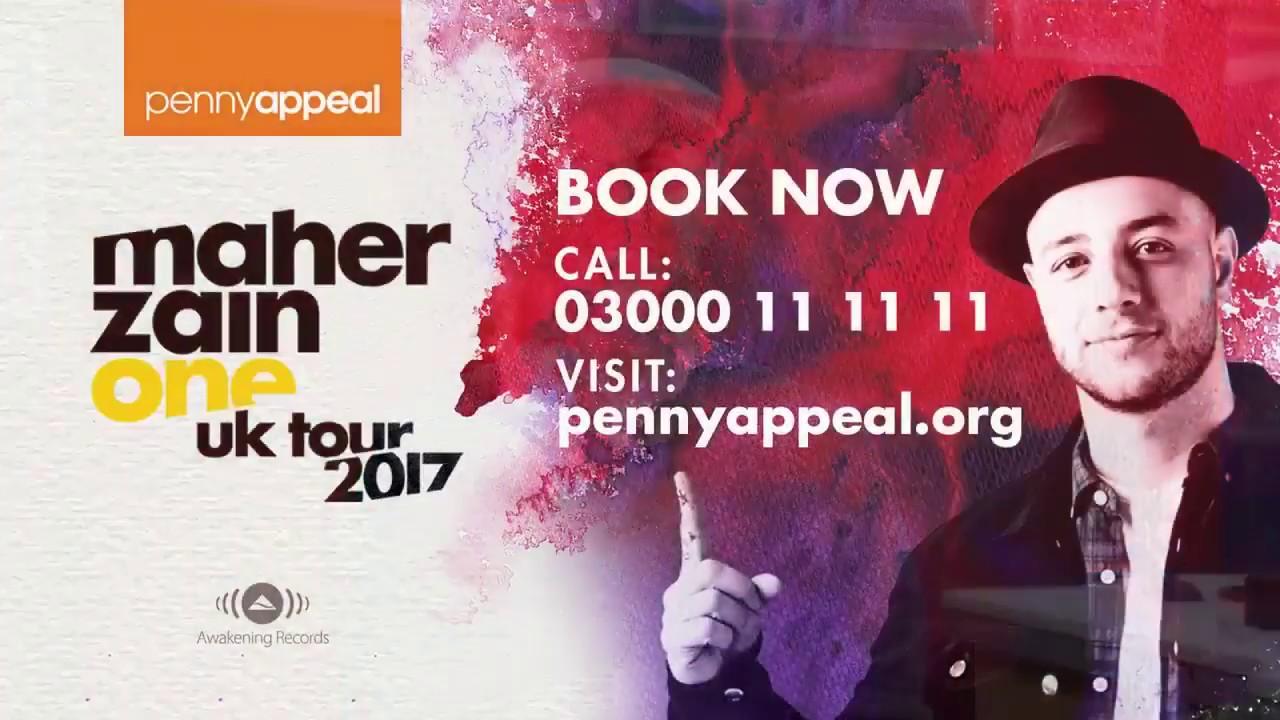 Maher Zain Uk Tour