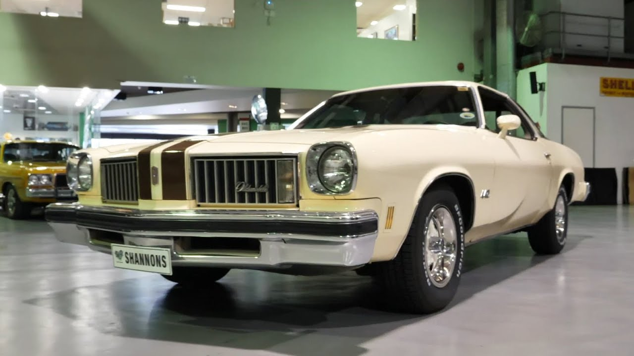 1975 Oldsmobile Cutlass S Coupe (LHD) - 2020 Shannons Winter Timed Online Auction
