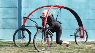 bike stunt attack