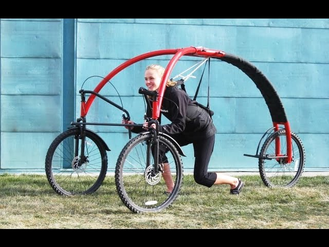 Video 7 Crazy Bike Designs You Have To See To Believe