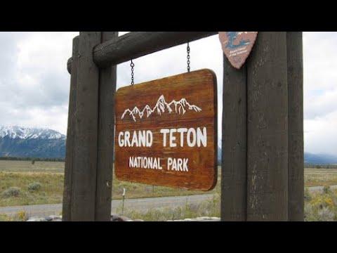 Yellowstone Volcano 100ft Fissure closes of Yellowstone , Grand Teton National Park