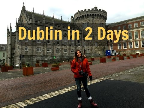 Top Things to do in Dublin for Two Days