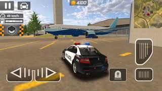 Police car Drive Games fun game