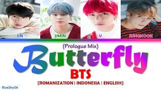 BTS Butterfly LYRICS LIRIK INDONESIA