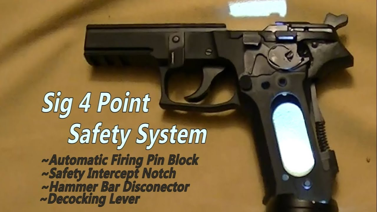 Sig 4 Point Safety System
