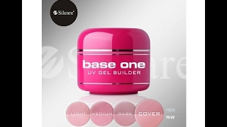 GEL COSTRUTTORE BASE ONE COVER COVER SILCARE FATANAILIT